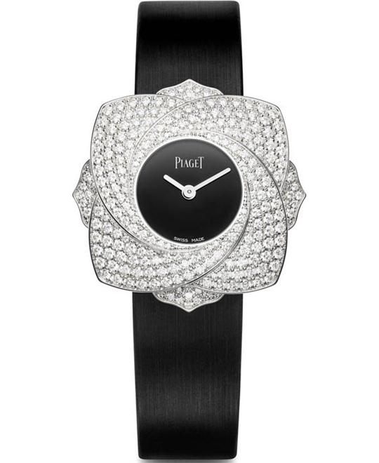 Piaget Limelight Blooming Rose Diamonds G0A39182 34mm