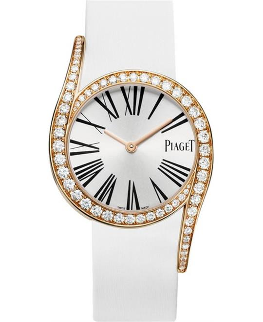 Piaget Limelight GOA38161 Diamond Ladies Watch 32 mm