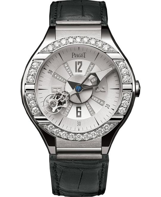 ĐỒNG HỒ Piaget Polo Tourbillon Diamonds G0A31148 45mm