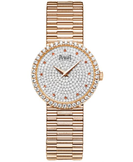 Piaget Traditional Rose Gold G0A37044 26mm