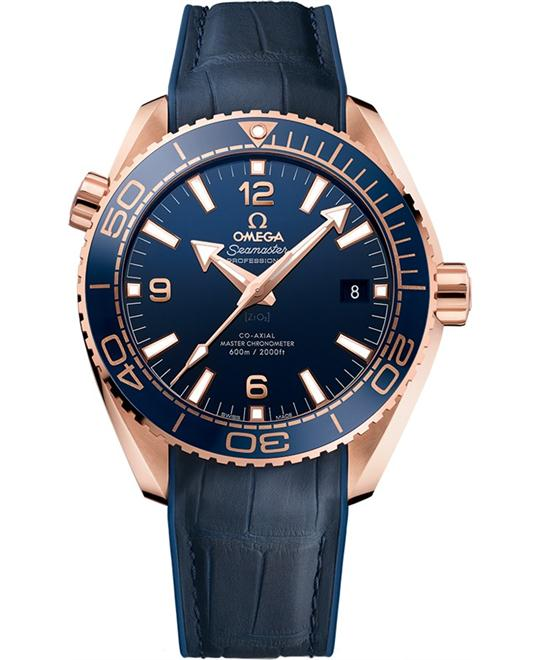 đồng hồ nam OMEGA PLANET OCEAN 215.63.44.21.03.001 CO‑AXIAL MASTER 43.5mm