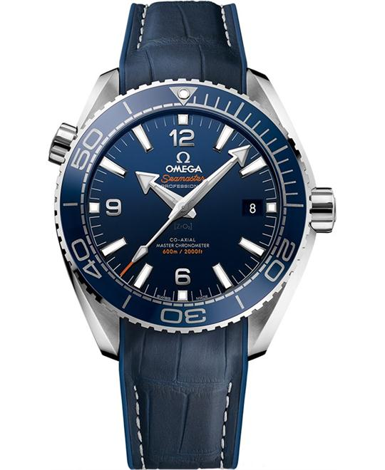 Omega Planet Ocean 600m 215.33.44.21.03.001 Co‑Axial 43.5