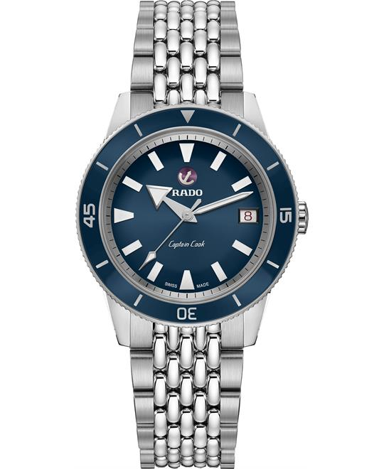 Rado Captain Cook Automatic Watch 37mm