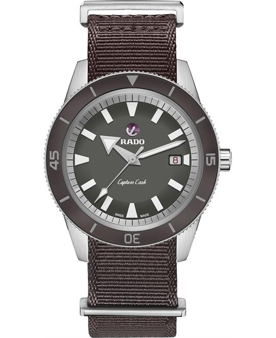Rado Captain Cook Automatic Watch 42mm