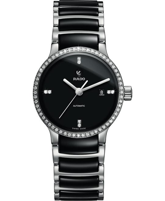 Rado Centrix Automatic Diamond Watch 28mm