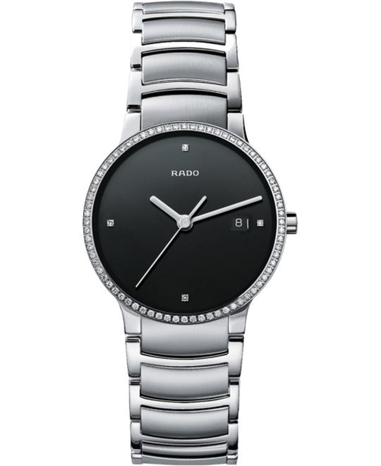 Rado Centrix Quartz M Diamonds Watch 38mm