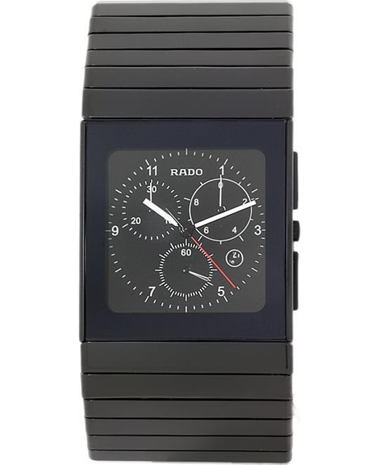 RADO Ceramica Chronograph Ceramic 36*35mm