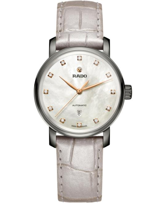 Rado DiaMaster Automatic M Watch 33mm