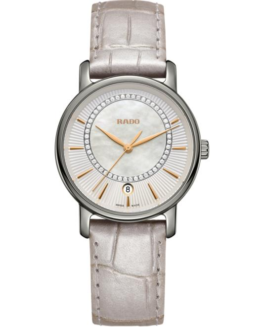 RADO DiaMaster Diamonds Limited Edition 33mm