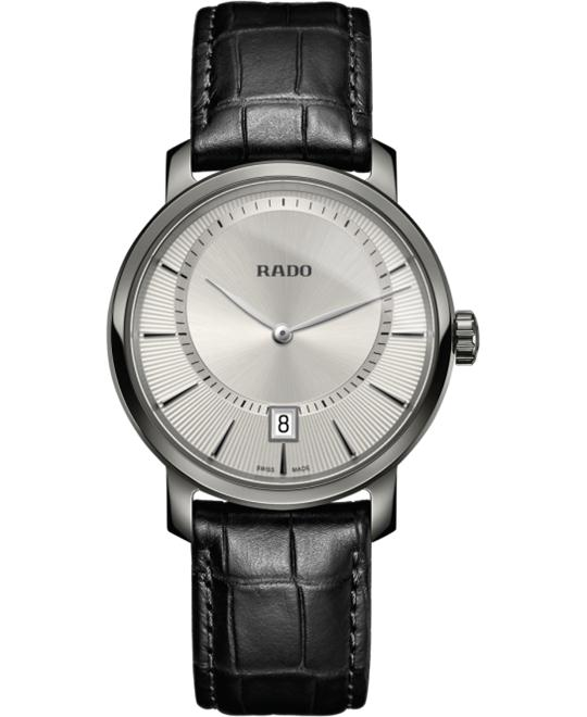 Rado DiaMaster Quartz XL 40mm