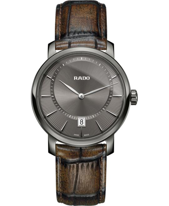 Rado DiaMaster Quartz XL Watch 40mm