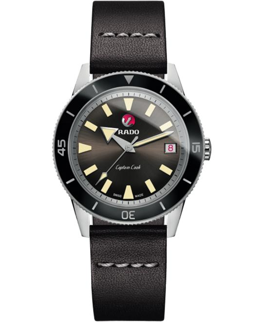 Rado HyperChrome Captain Cook Limited Edition 37.3mm