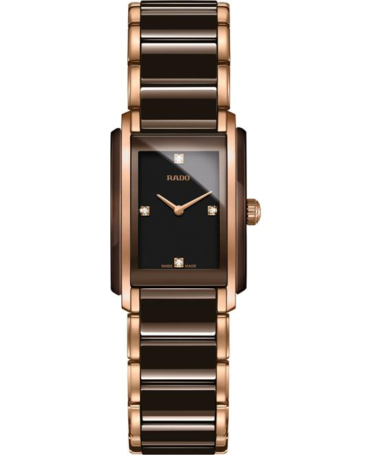 đồng hồ RADO Integral Diamond Dial Watch 22.7x33.1mm