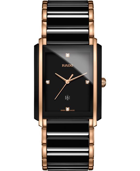 đồng hồ RADO Integral L Jubile Ceramic Diamond 31x41mm