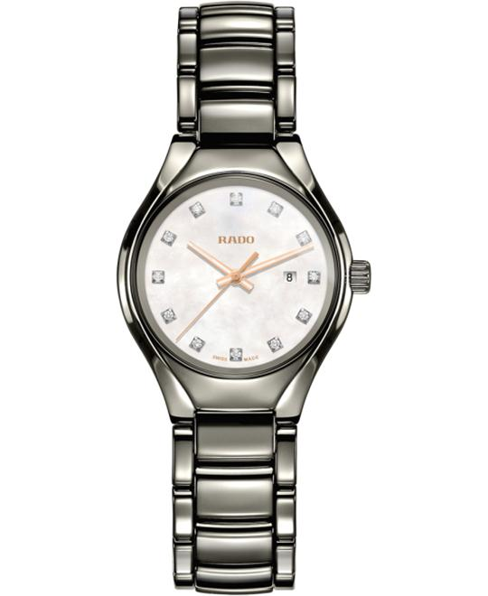 Rado True Diamonds Quartz S 30mm