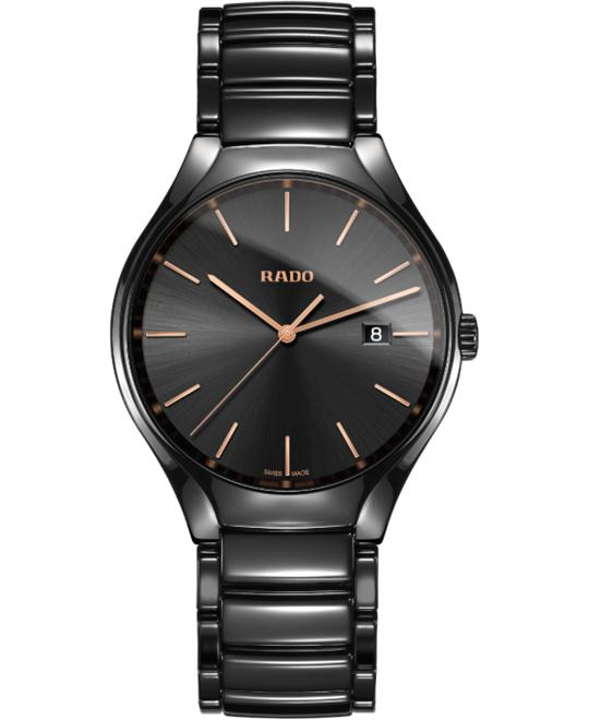 Rado True Quartz L Ceramic 40mm