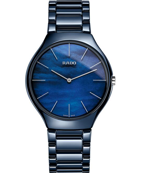 Rado True Thinline Nature Watch 39mm