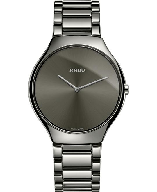 RAdo True Thinline Ceramic Watch 39mm