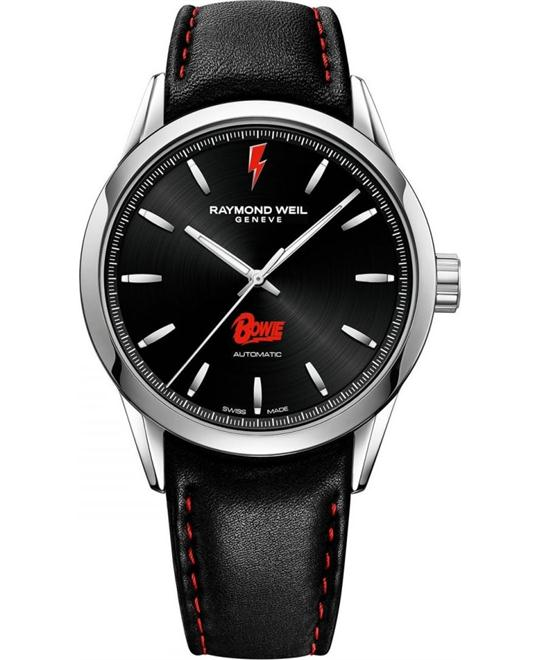 Raymond Weil Freelancer David Bowie Limited Edition 42mm