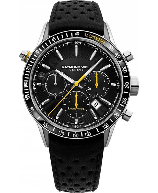 đồng hồ nam automatic Ramond Weil Freelancer Chrono Auto 43.5mm