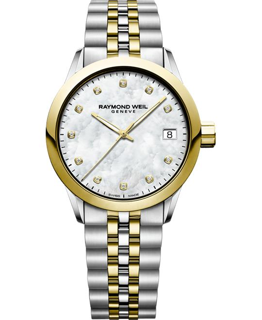 Raymond Weil Freelancer Watch 34mm