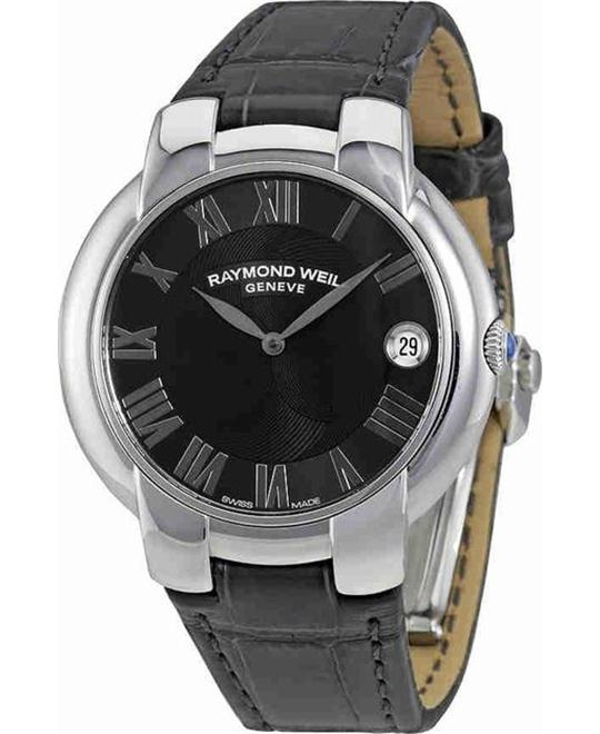 RAYMOND WEIL Jasmine Dark Grey Watch 38mm