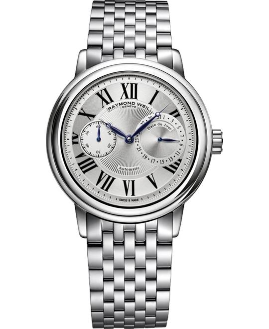 RAYMOND WEIL Maestro Automatic Date Watch 40mm