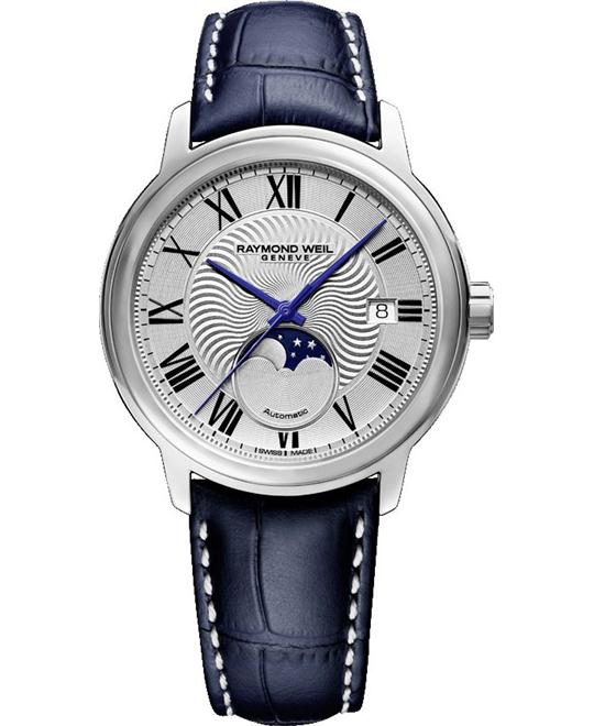 đồng hồ RAYMOND WEIL MAESTRO AUTOMATIC WATCH 40MM