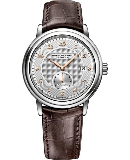 dong ho Raymond Weil Maestro Automatic Watch 39.5mm