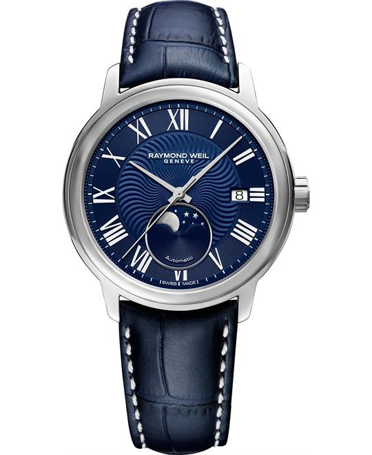 đồng hồ RAYMOND WEIL MAESTRO AUTOMATIC WATCH 40 MM