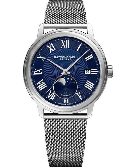 đồng hồ RAYMOND WEIL MAESTRO MOONPHASE WATCH 40MM
