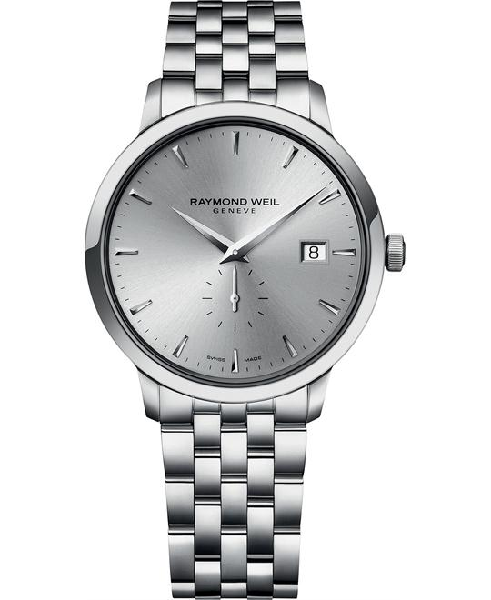 RAYMOND WEIL Toccata Swiss Watch 39mm
