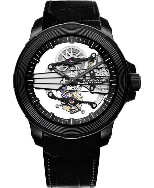 Raymond Weil Nabucco Tourbillon Watch 46mm