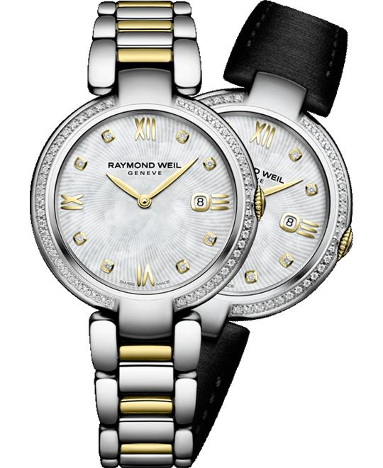 Raymond Weil Shine 57 Diamonds Watch 32mm
