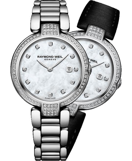 RAYMOND WEIL Shine 93 Diamonds Watch 32mm