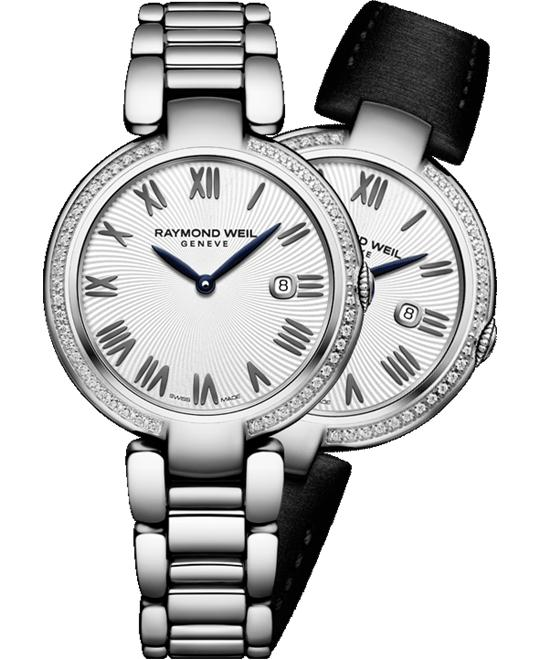 RAYMOND WEIL Shine Diamond Watch 32mm