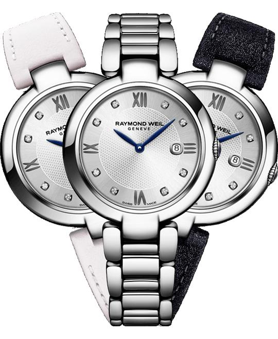 RAYMOND WEIL Shine Etoile Diamond Watch 32mm