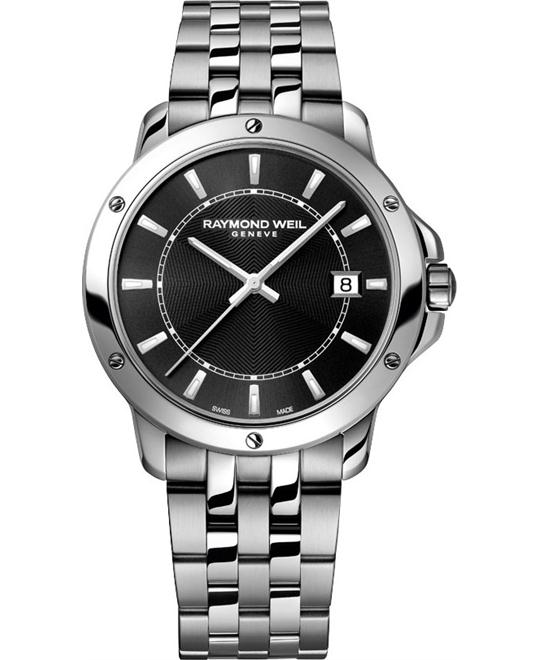RAYMOND WEIL Tango Black Men's Watch 39mm