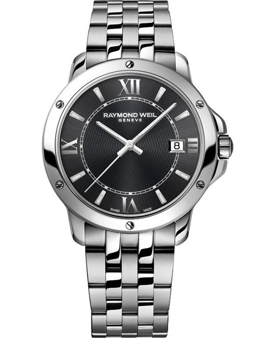 RAYMOND WEIL Tango Gray Men's Watch 39mm