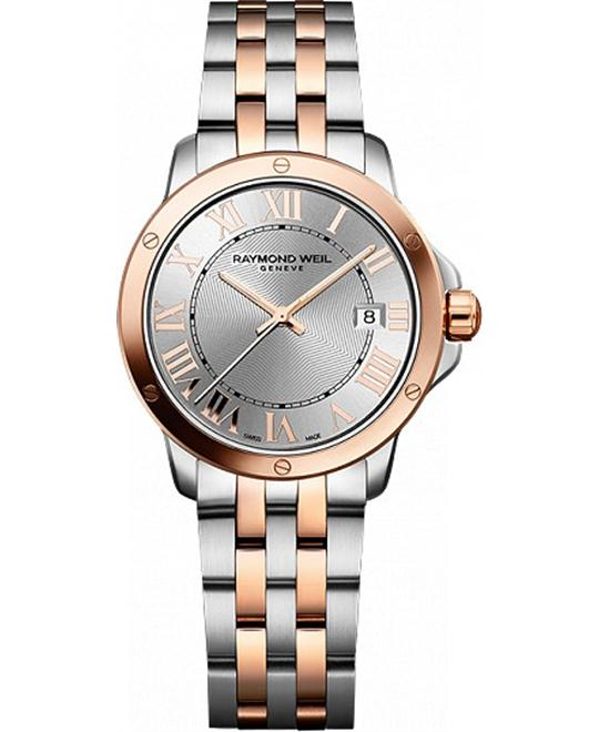 RAYMOND WEIL Tango Silver Ladies Watch 28mm