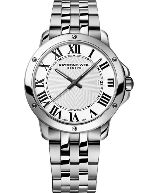 RAYMOND WEIL Tango Swiss Men's Watch 39mm