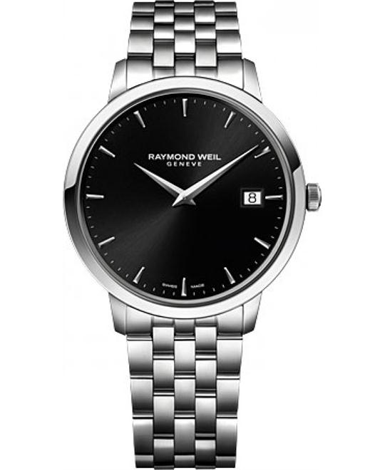 RAYMOND WEIL Toccata Black  Watch 42mm