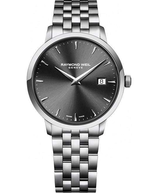 RAYMOND WEIL Toccata Date Watch 39mm