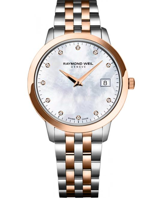 RAYMOND WEIL Toccata Mother of Pearl Watch 29mm