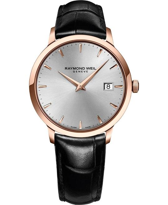RAYMOND WEIL Toccata Satin Watch 34mm