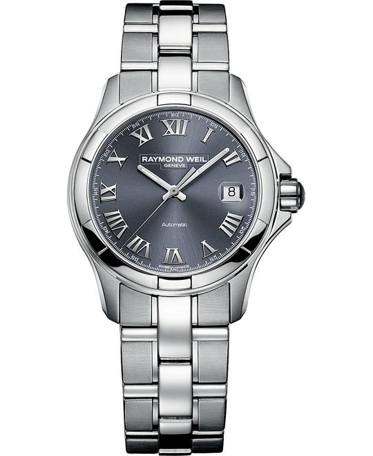 RAYMOND WEIL Parsifal Automatic Date Watch 39mm
