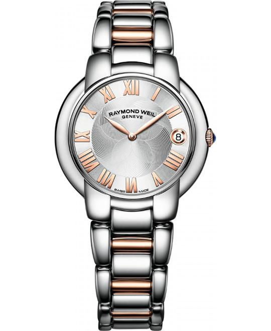 Raymond Weil Jasmine Quartz Ladies Watch 35mm