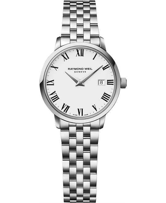 RAYMOND WEIL Toccata Swiss Watch 29mm