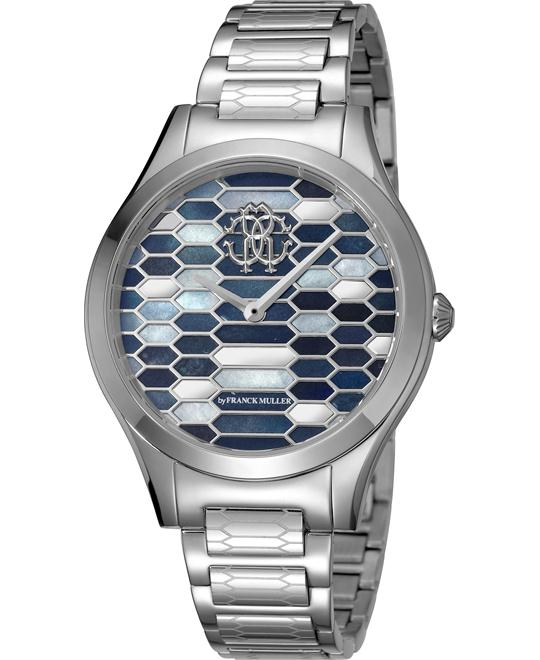 Roberto Cavalli RC-36 Dark Blue Watch 36mm