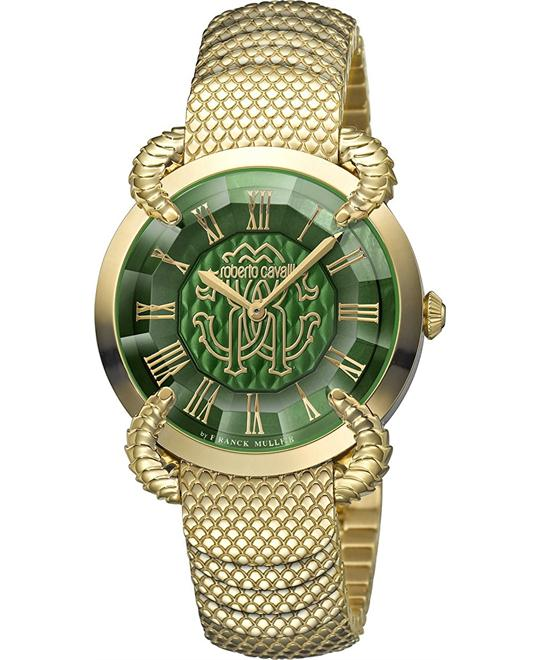 Roberto Cavalli RC-37 Green Watch 34mm